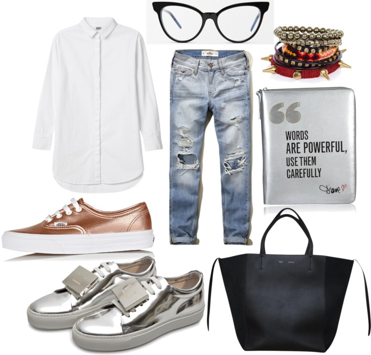 fashion junkie, blogger, outfit, what would i wear, school, casual, sneakers