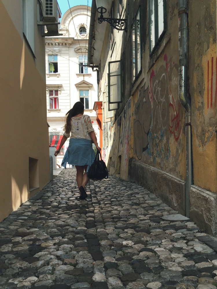 photo story, blogger, pelamarela, august, Ljubljana, outfit, food, summer
