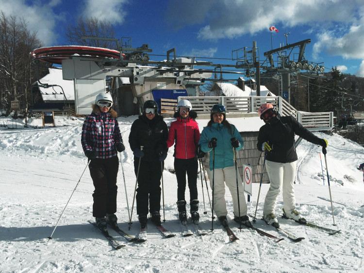 blogger, pelamarela, winter, ski, snowboard, vogel, 2016, girls trip, weekend