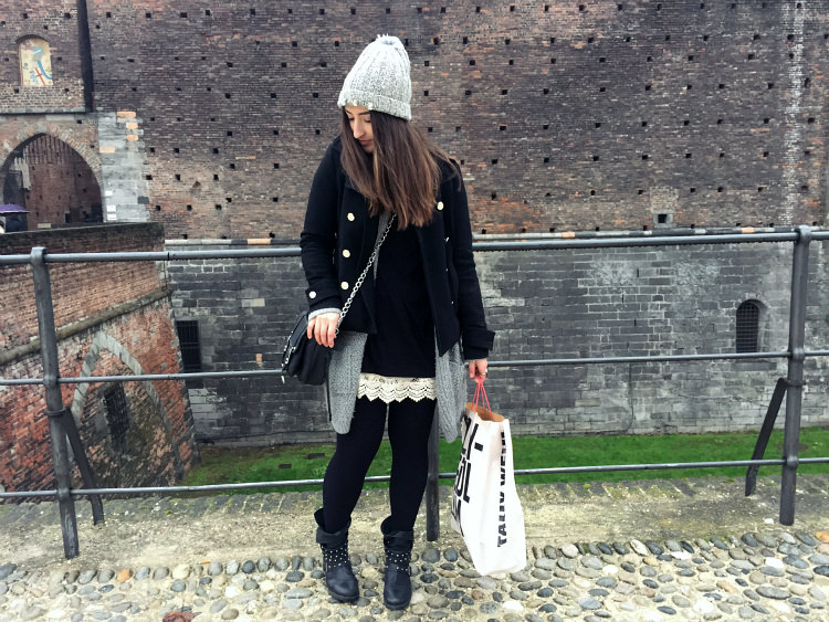 blogger, pelamarela, fashion, outfit, italy, milano, travel, happy kiddos