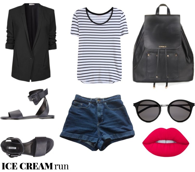 outfit ideas, polyvore, pelamarela, blogger, fashion, style, summer, city, casual, hipster