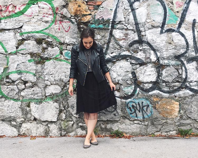 pelamarela, blogger, outfit, style, lifestyle, tutu skirt, black