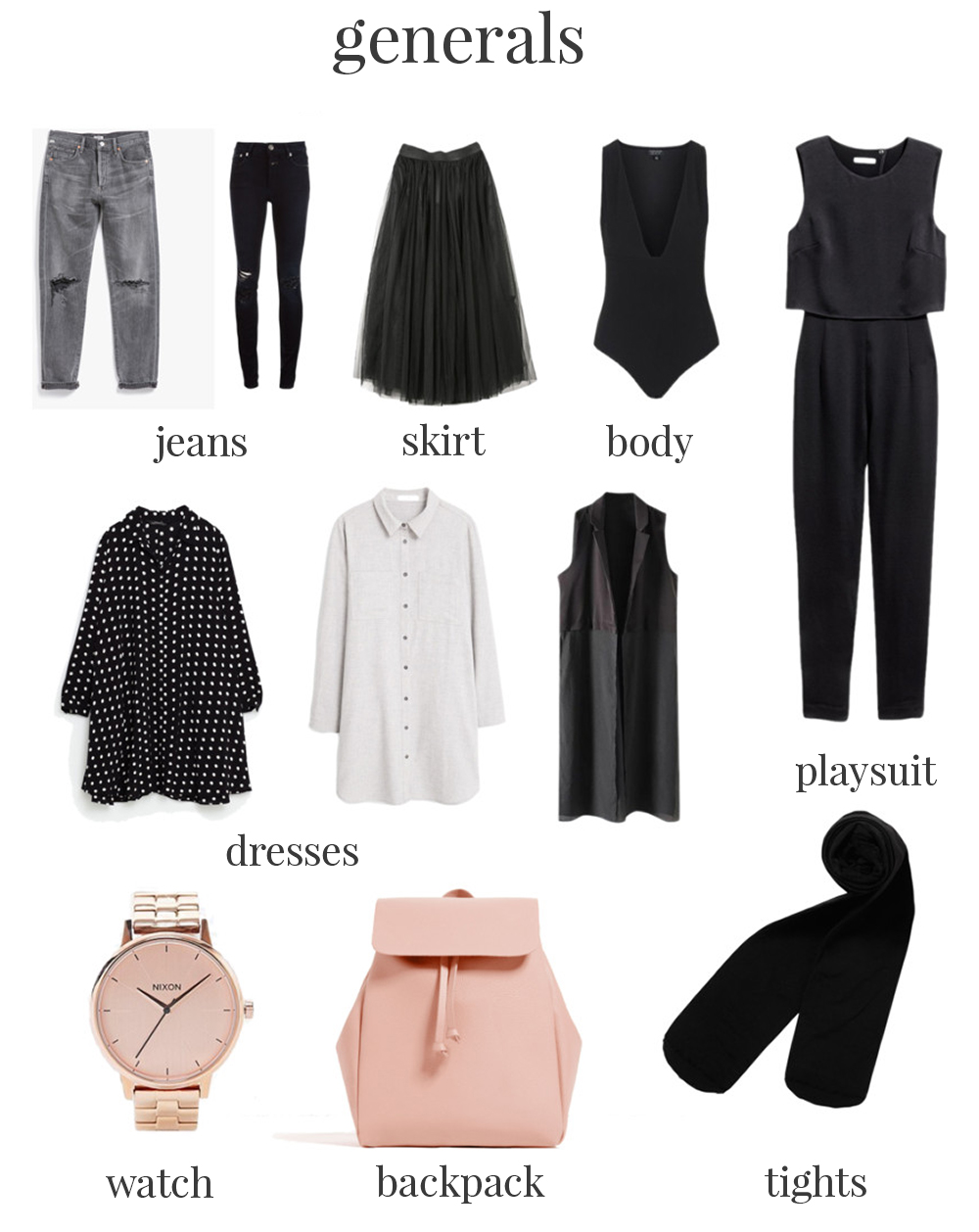 pelamarela, blogger, lifestyle, personal, travel, spain, packing list, clothes, vacation